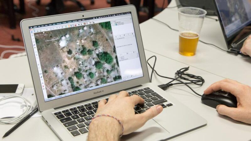 Mapathon s CleverMaps pro Lékaře bez hranic